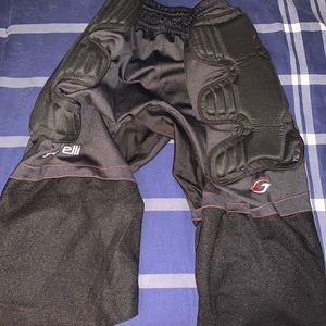 Storelli 3/4 Goalkeeper Pants (Soccer)